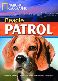 Footprint Reading Library 1900: Beagle Patrol Book With Multi-rom (x1)