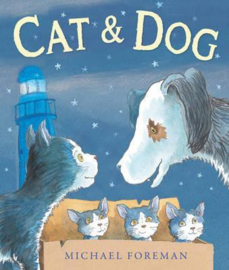 Cat and Dog (Michael Foreman) Paperback / softback