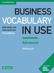 Business Vocabulary in Use: Elementary to Pre-intermediate Second edition Book with answers and Enhanced ebook