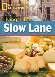Footprint Reading Library 3000: Living In The Slow Lane Book With Multi-rom (x1)