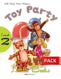 Toy Party Students Book With Cd Rom