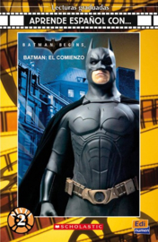 Batman: el comienzo + CD