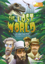 The Lost World Set With Cd
