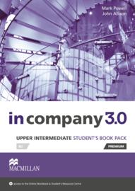 In Company 3.0 Upper Intermediate Level Student's Book Pack Premium