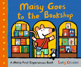Maisy Goes To The Bookshop (Lucy Cousins)