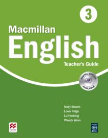 Macmillan English Level 3 Teacher's Guide