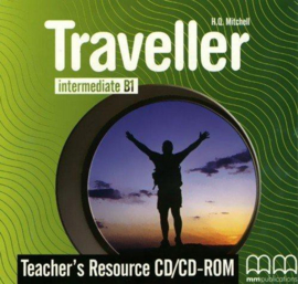 Traveller Teacher's Resource Pack Cd Rom (intermediate B1)