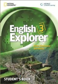 English Explorer 3 Dvd (x1)
