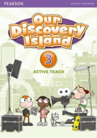 Our Discovery Island Level 3 Digiboardsoftware (Active Teach)