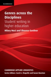 Genres across the Disciplines Paperback