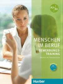 Menschen im Beruf - Sollicitatietraining Studentenboek met Audio-CD