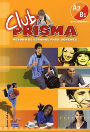 Club Prisma A2/B1 - Libro del alumno+CD