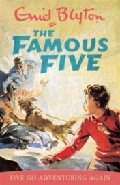 Famous Five: Five Go Adventuring Again : Book 2