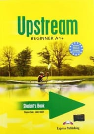 Upstream Beginner Student's Book With Cd