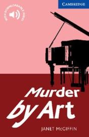 Murder by Art: Paperback