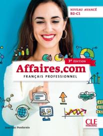 Affaires.com - Niveau avancé B2-C1 - Livre de lélève - 3ème édition
