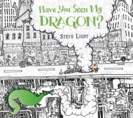 Have You Seen My Dragon? (Steve Light)