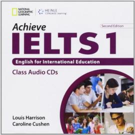 Achieve IELTS 1 Class Audio Cd(x2) Second Edition