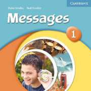 Messages Level1 Class Audio CDs (2)