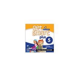 Get Smart Plus 5 Teacher's Resource Cd Rom British Edition