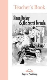 Simon Decker & The Secret Formula Teacher's Book
