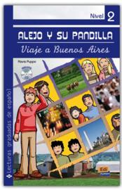 Alejo y su pandilla. Libro 2: En Buenos Aires