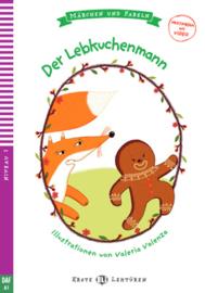 Der Lebkuchenmann + Downloadable Multimedia