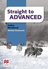 Straight to Advanced Online Workbook Pack