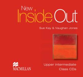 Inside Out New Upper Intermediate  Class Audio CDs (3)