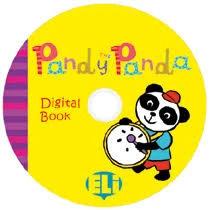 Pandy The Panda 1 Class Digital Book - Dvd