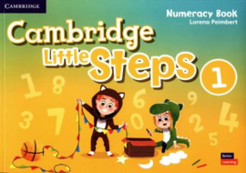 Cambridge Little Steps Level 1 Numeracy Book