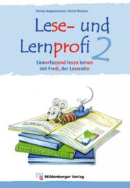 Lese- en Lernprofi 2 – Schülerarbeitsheft – silbierte Ausgabe Leseheft