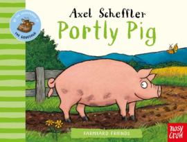 Farmyard Friends: Portly Pig (Board Book)