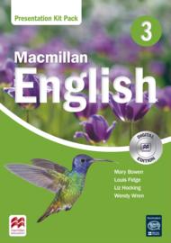 Macmillan English Level 3 Presentation Kit Pack