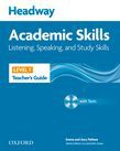 Headway Academic Skills 1 Listening, Speaking, And Study Skills Teacher's Guide With Tests Cd-rom