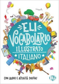 Eli Vocabolario Illustrato With Downloadable Games And Activities