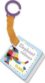 Elmer: Elephant Colours (David McKee) Board book