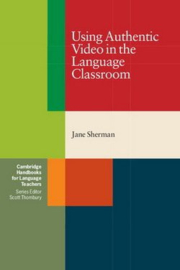 Using Authentic Video in the Language Classroom Paperback