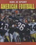 American football (Tanis Booth)