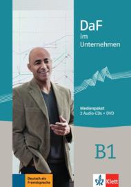 DaF im Unternehmen B1 Multimediapakket (2 Audio-CDs + DVD)