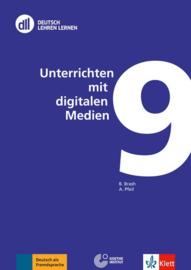 Unterrichten met Digitaaln Medien Buch met DVD