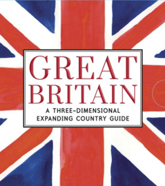 Great Britain: A Three-dimensional Expanding Country Guide (Charlotte Trounce)