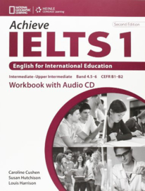 Achieve IELTS 1 Workbook [with Audio Cd(x1)] Second Edition