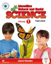 Macmillan Natural and Social Science Level 1 Pupil's Book Pack
