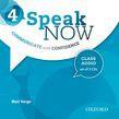 Speak Now 4 Class Audio Cds