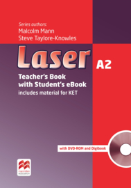 Laser 3rd edition Laser A2  Teacher's Book + eBook Pack