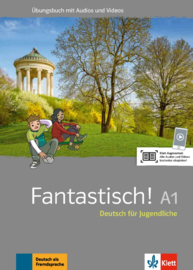Fantastisch! A1 Oefenboek met Audio en Video