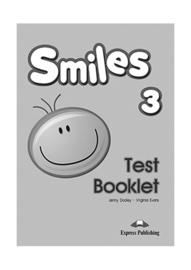 Smiles 3 Test Booklet (international)