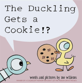 The Duckling Gets A Cookie!? (Mo Willems)
