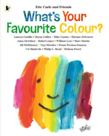 What's Your Favourite Colour? (Eric Carle and Friends)